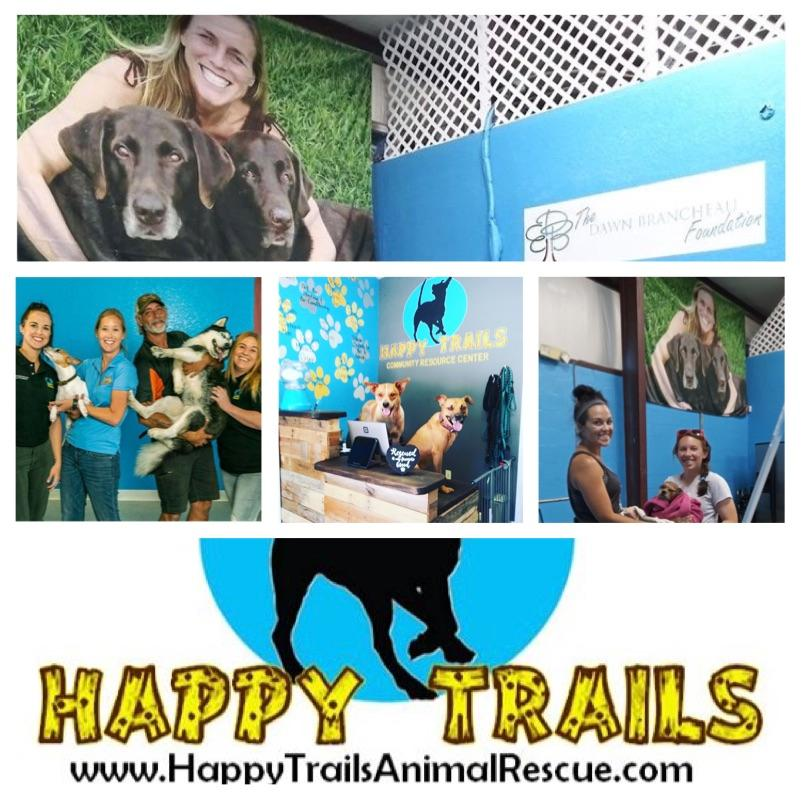 Happy Trails Animal Rescue.