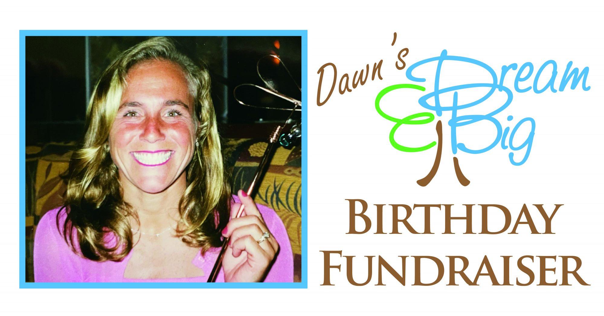 DDB Birthday Fundraiser Banner