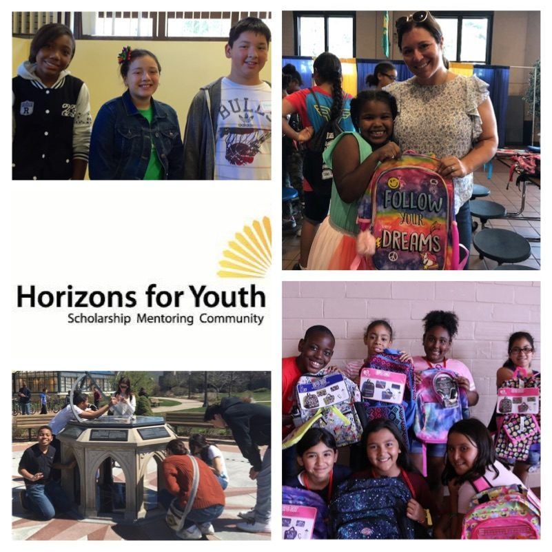 Horizons for youth 2019