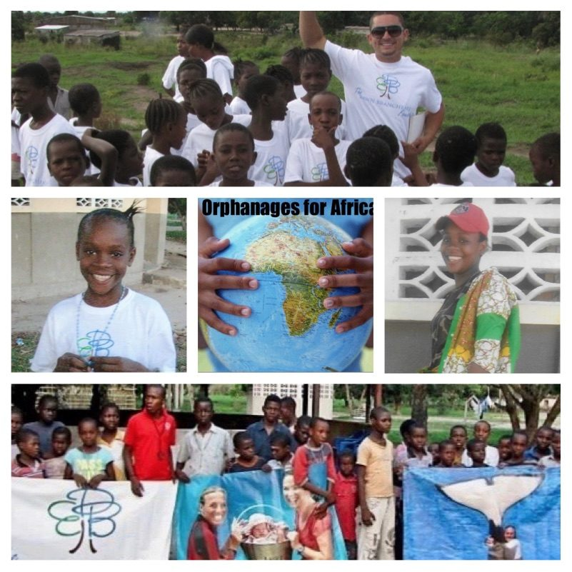 Orphanages for Africa '19